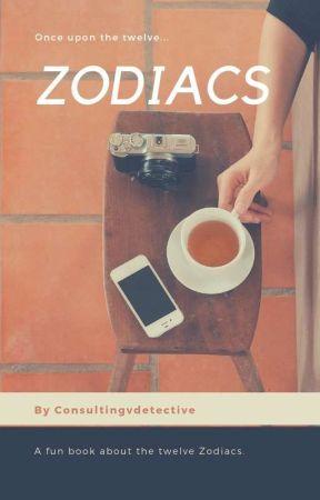 Zodiac Signs by AthenaLorette