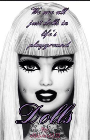 Barbie doll by ellaxwx1122