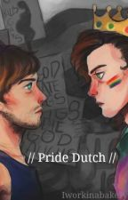 Pride // Larry Stylinson DUTCH by Iworkinabakery
