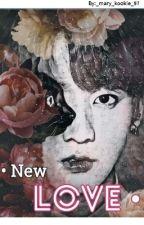 • New Love •    Vkook  by _mary_kookie_97