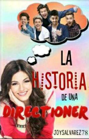 La historia de una Directioner by JoysAlvarez78