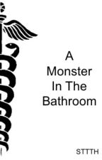 A Monster In The Bathroom by Ligase
