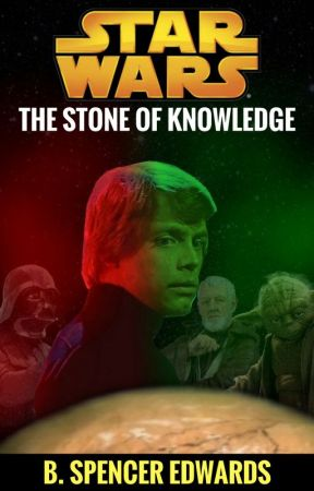 Star Wars: The Stone of Knowledge by bleedingonpaper