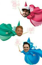 Fairy godfathers | F1 by PLEASELOVEF1
