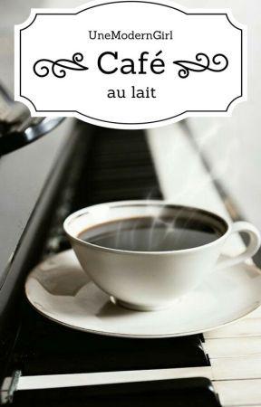 Café au lait by UneModernGirl