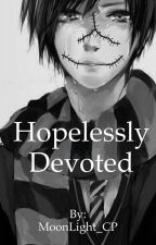 Hopelessly Devoted (Homicidal Liu X Mute Reader) by MoonLight_CP