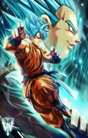 Dragon Ball Super Fan Fiction by tkaidoa2kbaker2003