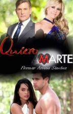 Quiero Amarte by FlormarArianaSanchez