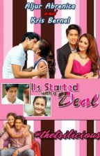 Its Started with a Deal by MyHusbandLeeMinHo