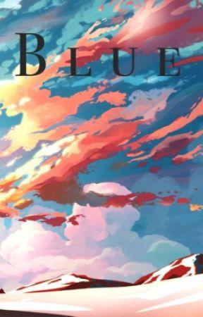Blue by madamFinch