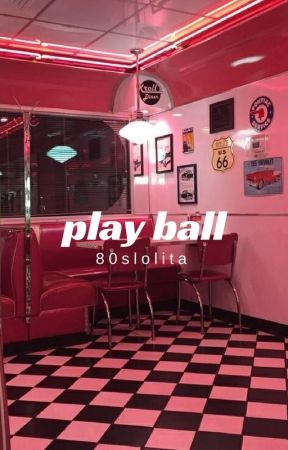 play ball; benny rodriguez by 80slolita