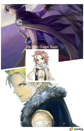 Dragon Slayers X Reader Lemon