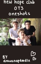 New Hope Club ot3 oneshots by drawsnapdoodle