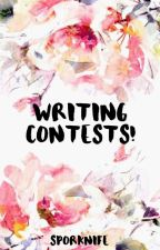 WRITING CONTESTS by sporknife
