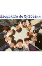 Biografia de Up10tion by Michelle26_