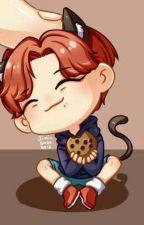 My kitten by Park-mochi