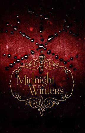 Midnight Winters - Book 2, midnight series (sneak peek) by booksbydaniland