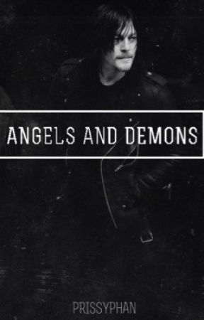 angels and demons    daryl dixon // hiatus by prissyphan