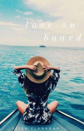 love on board by elizajayde