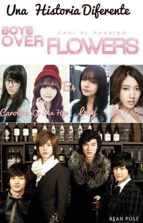 Boys Over Flowers ➳Una historia diferente. by Novelas_SS501