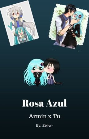 Rosa Azul by SelesteOzuno