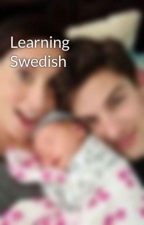 Learning Swedish by WritingGold3