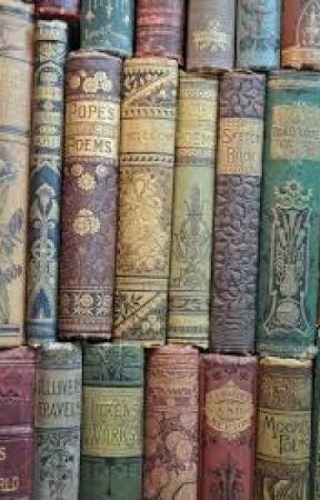 Recomendaciones (Libros) by Mealy1994