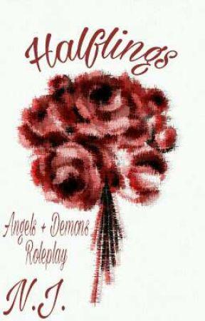 Halflings |Angels + Demons Roleplay| by pretty_odd-