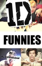 One direction Funnies by Alex1Dhoran