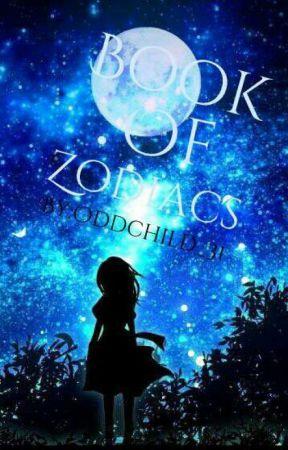 The Zodiac Sign's  by oddchild_31