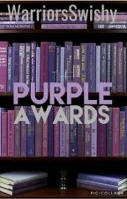 The Purple Awards (CLOSED) by WarriorsSwishy