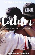 Detrás de Calum - Trilogía Prohibido #2 by LittleAramat