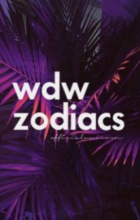 『 wdw zodiacs 』 by cxllmeobsessed