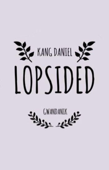 LOPSIDED ↪︎ KANG DANIEL