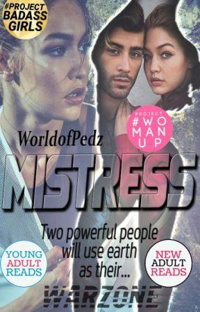 Mistress | Zayn Malik [on hold] by WorldofPedz