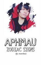 ⇢ Aphmau Zodiac Signs || by Asunie