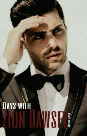 Days With Zion Dawsey by Devilsmom