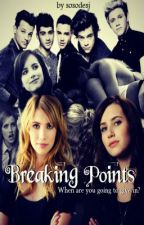 Breaking Points (17+) ~ Book 3 Of SMSS by sosodesj