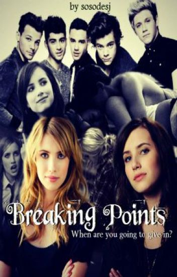 Breaking Points (17+) ~ Book 3 Of SMSS