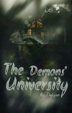 The Demons' University  by ThaLiyan