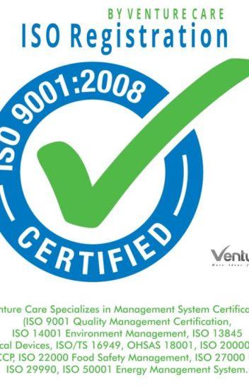 ISO Certification Process in India   Venture Care - venture care ...