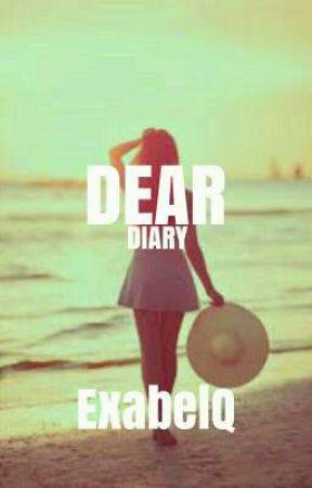 ❤♥ Dear Diary ♥❤ by iiOmq_Unicornz