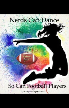 Nerds can dance, so can football players by xxanonymouspopcornxx