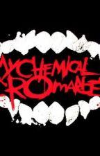 My Chemical Romance by justplainari