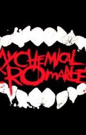My Chemical Romance by ZombieBitMyButt