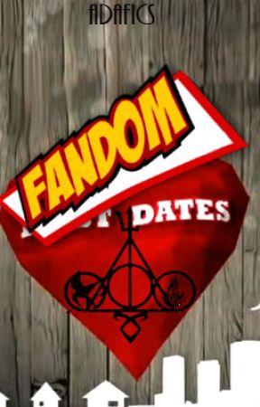 Fandom Dates | Crackships by adafics