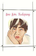 Line Kim Taehyung by NadyaIdr8