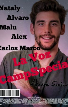 La Voz CampSpecial - Álvaro Soler. by RockyWorld10