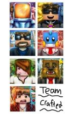 Adopted by Team Crafted (team crafted fan fiction) {completed!} by Gracie9669