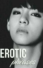 »Erotic phrases by AlienVJin